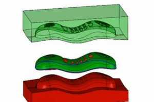 01a 曲面分模 - SOLIDWORKS 3DQuickMold 模具设计全过程