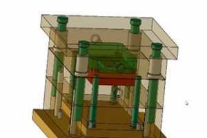 03 模架设计 - SOLIDWORKS 3DQuickMold 模具设计全过程
