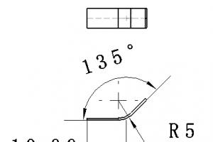 三维CAD技巧:中望3D关于非90°钣金零件的创建