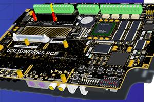 【新】电子设计工具 - SOLIDWORKS PCB