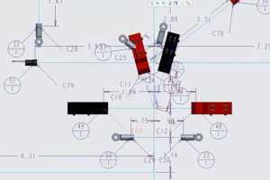 线束制造中的旋转分支 - Creo 4.0布线新功能视频