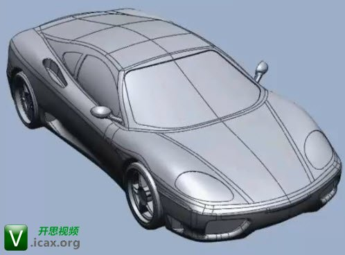 3D Modeling from Long Range Scan Data for Automotive Part 2.jpg