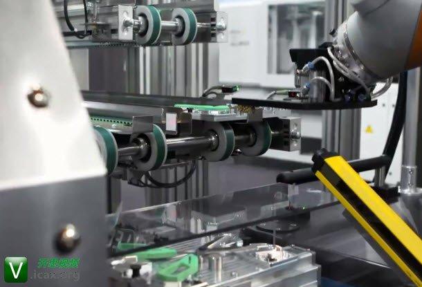 塑料零件全自动单件批量生产 - ARBURG注塑机.jpg